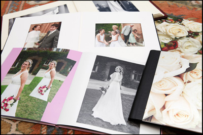 buy order a wedding photograph album Reading Berkshire